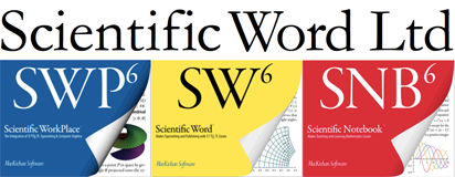 Scientific Word Ltd